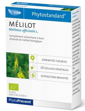 Vertus médicinales des plantes sauvages : Mélilot