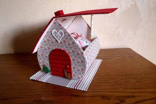 maisonnette de Noël