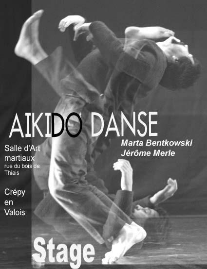 Stage Aïkido/Danse 2014