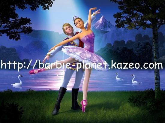 La danse du Prince Siegfried