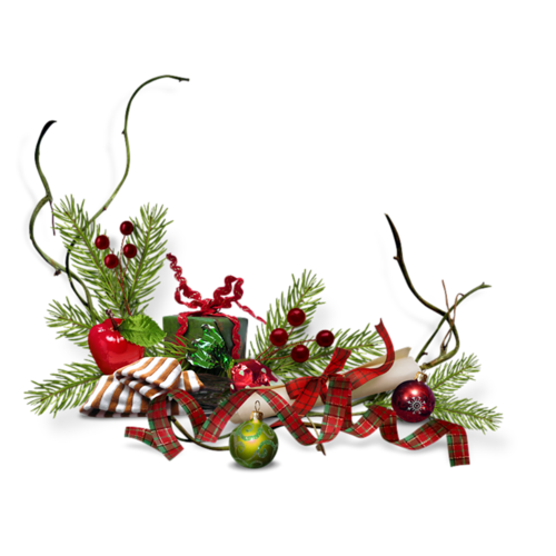 Elements clusters de Noël / 4