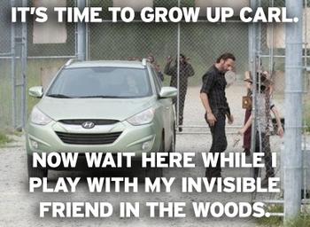 The Walking Dead Memes 34