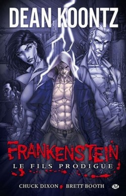 Couverture de Frankenstein, tome 1 : Le Fils prodigue (Roman graphique)