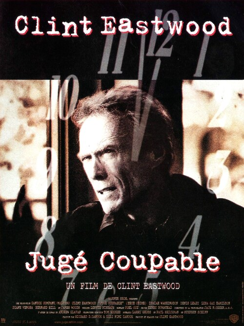 JUGE COUPABLE - BOX OFFICE CLINT EASTWOOD 1999