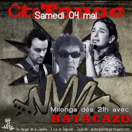 Milonga - Samedi 4 mai