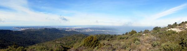 Panorama Etang de Berre