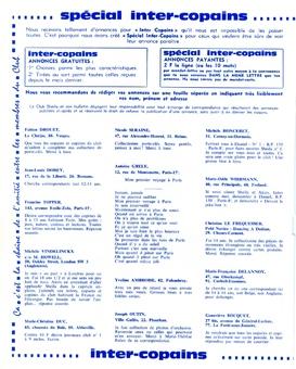 JOURNAL N°19 Février 1966