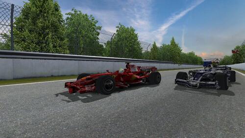 Team Scuderia Marlboro Ferrari
