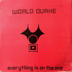 World Quake Band - Everything Is On The One - Complete LP