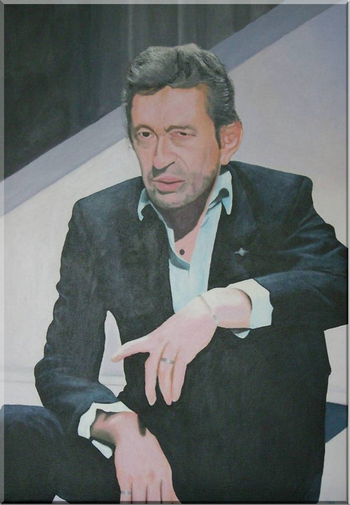 De Gainsbarre à Gainsbourg