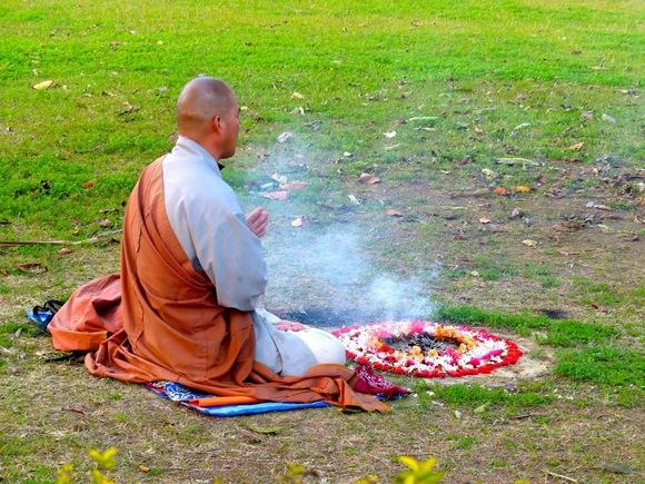 Lumbini, ville natale de Bouddha