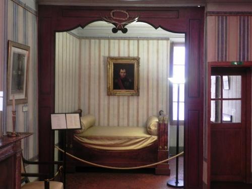 La maison de Napoléon à Azaccio (photos)