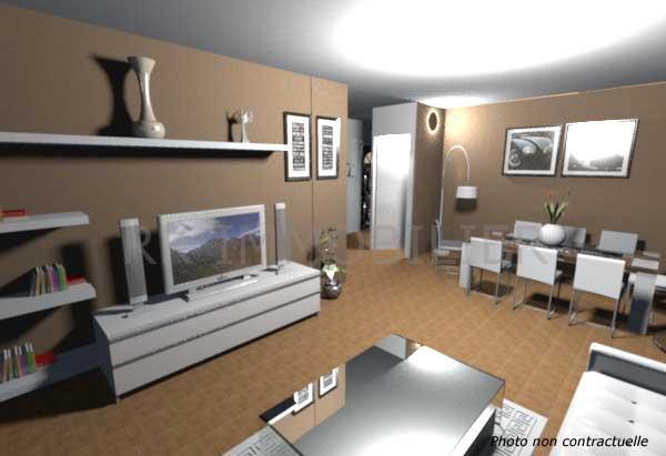 plans 3d rk immobilier