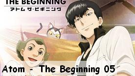 Atom - The Beginning 05