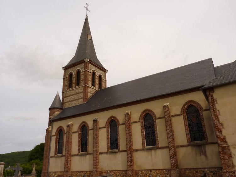 Eglise de Colleville