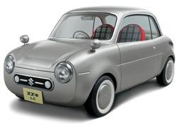 Nostalgie: Suzuki LC Concept
