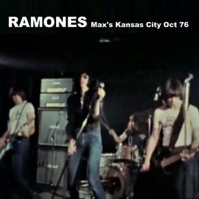 Tiens! V'là du live! Le retour - Jour 6 : The Ramones - Max's Kansas City NY - 9 Octobre 1976