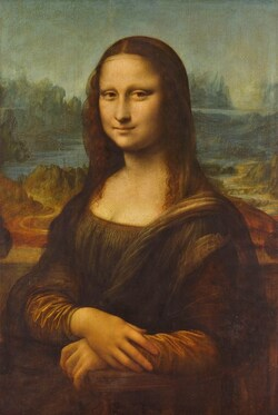 La Joconde, Mona Lisa