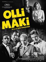 Affiche Olli Mäki