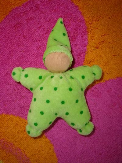 Blog de melimelodesptitsblanpain :Méli Mélo des p'tits Blanpain!, 'Mini-poupée-cadeau'!
