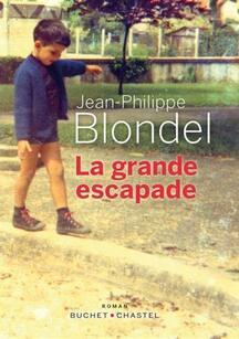 La grande escapade de Jean Philippe Blondel