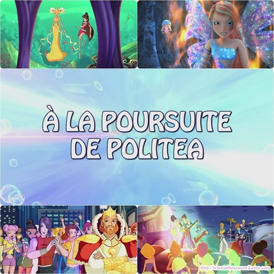 Episode 23 - A la poursuite de Politea
