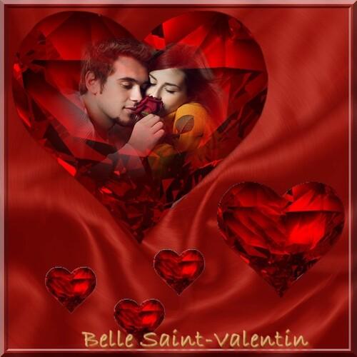 Amoureux Saint-Valentin
