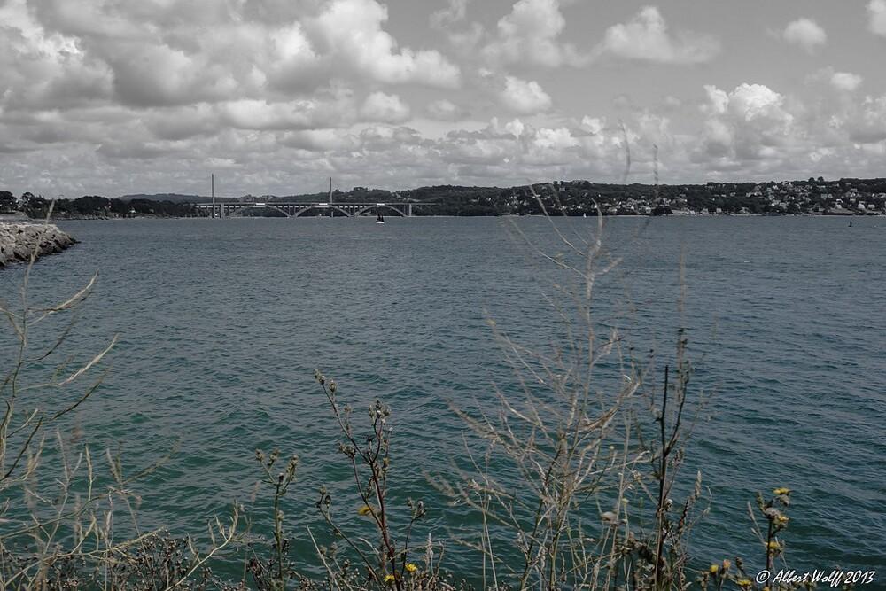 Bretagne  -  3 août  2013 - Brest - Locronan