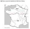 France vue par les habitants du Nord