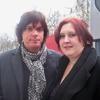 John Leven et Cathy