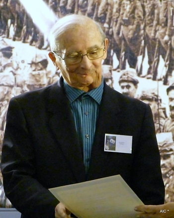 Jean-Michel Thirieau -  Plume de bronze 2014 La Rochelle
