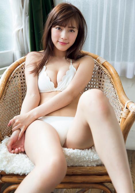 WEB Magazine : ( [Young Magazine Gravure Net] - Monthly Young Magazine - 2016 / N°6 - Sarii Ikegami )