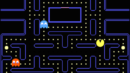 Describe Pacman Android Video Game