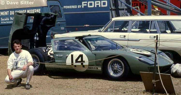 Ford GT40 (1964-1969)