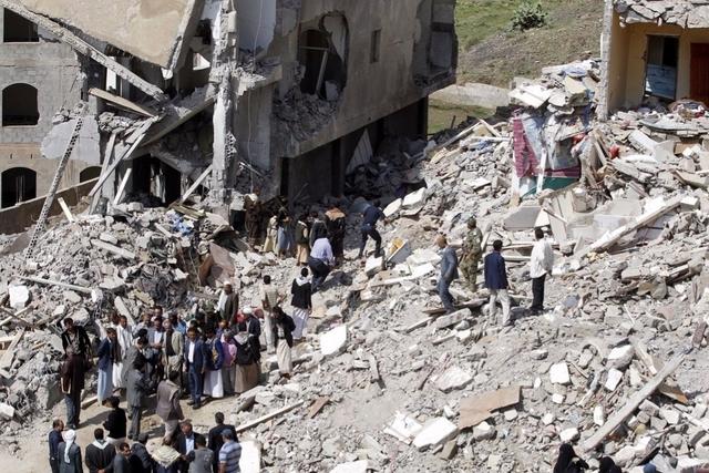 Genève se saisit des crimes commis au Yémen