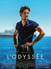 L'Odyssée : 948. Jacques-Yves Cousteau, sa femme et ses deux fils, vivent au paradis, dans une jolie maison surplombant la mer Méditerranée. Mais Cousteau ne rêve que d'aventure. Grâce à son invention, un scaphandre autonome qui permet de respirer sous l'eau, il a découvert un nouveau monde. Désormais, ce monde, il veut l'explorer. Et pour ça, il est prêt à tout sacrifier. ...-----... Origine : Français  Réalisation : Jérôme Salle  Durée : 2h 03min  Acteur(s) : Lambert Wilson,Pierre Niney,Audrey Tautou  Genre : Biopic,Drame,Aventure  Année de production : 2016  Distributeur : Wild Bunch Distribution  Critiques Spectateurs : 4,0