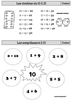 2 petites leçons de calcul