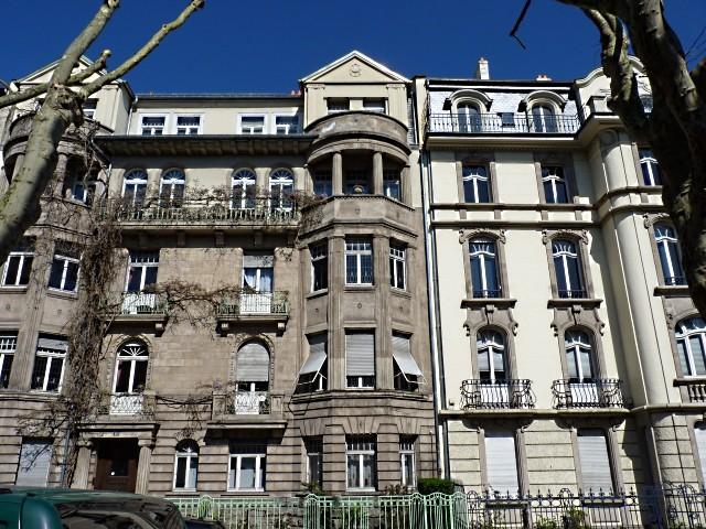 1 Avenue Foch Metz 13 Marc de Metz 2011
