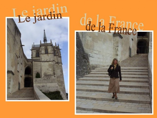 Bijoux du jardin de la France