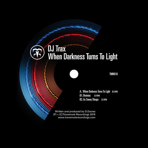 DJ Trax - When Darkness Turns To Light (2018) [Electronic, Drum & Bass]