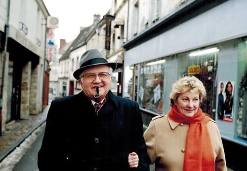 Jean et Anick Richard