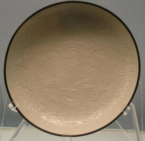 Les poteries du musée de Shanghaï