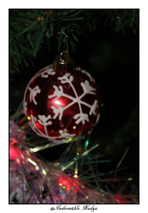 Les décorations de Noel