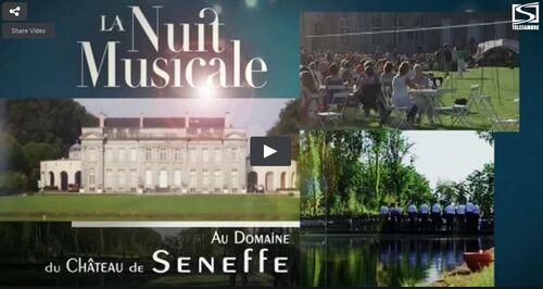 La Nuit Musicale de Seneffe - Samedi 23 août 2014