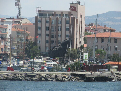 Konya - Thessalonique