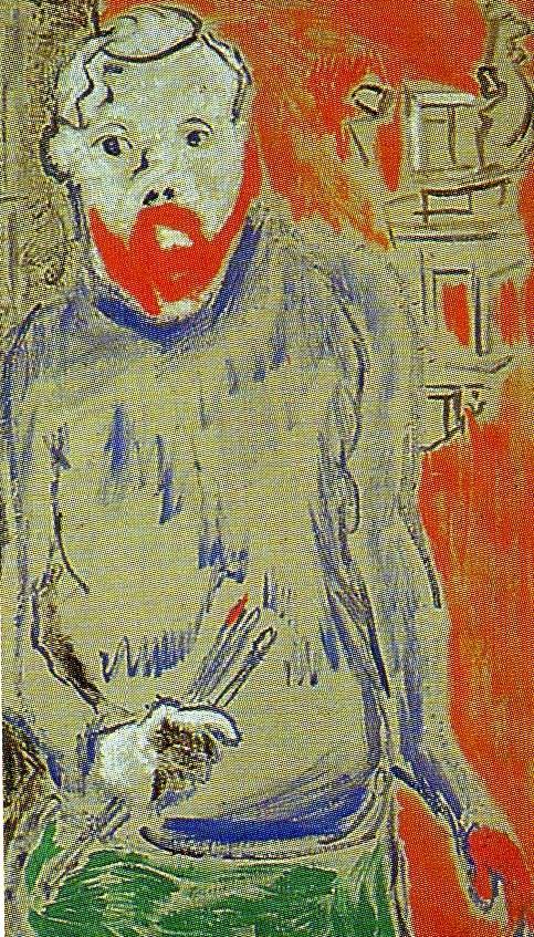 Matisse /11/  1905- le bonheur de vivre