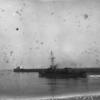Calais les jetées 1911