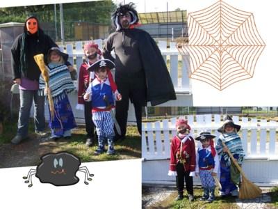 Blog de chipiron :Un chipiron dans les Landes, Halloween en bonne compagnie