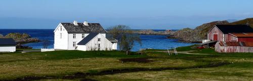 Dans les îles sauvages du Nordland : Les Vesteralen