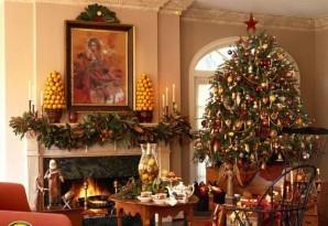 Treasure hunt - Christmas tree